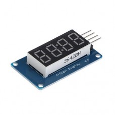 TM1637 4 Bits Digital LED Display Module