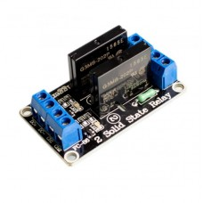 2 Channel SSR G3MB-202P Solid State Relay Module