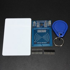RFID modulis RC522 su raktu ir kortele