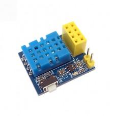ESP-01 DHT11 temperature module