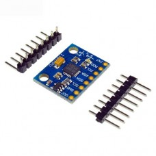 GY-521 3 Axis analog gyro and Accelerometer Module