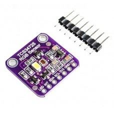 TCS34725 RGB Color Sensor