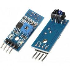 TCRT5000 Infrared Reflective IR Photoelectric Switch Barrier Track Sensor Module