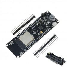 ESP32 WiFi  Bluetooth Development Board Module With 18650 lithium Battery Shield