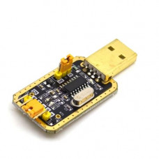 CH340G USB to TTL adapter