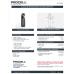Alkaline battery Duracell Procell LR03 AAA