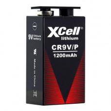 Lithium battery XCell LA522 LA522/9V 6F22 1200mah