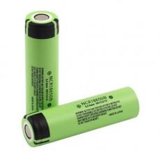 Rechargeable battery Panasonic NCR18650B 3400mAh