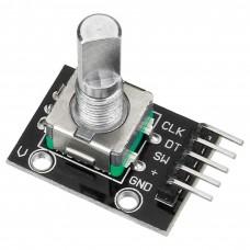 360 laipsnių rotacinis modulis KY-040 (rotary encoder)