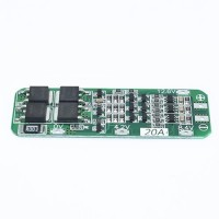 3S 12V 18650 Lithium battery protection board 12.6V