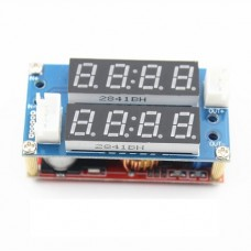 5A XL4015 DC-DC  Step-Down module CC CV with Voltmeter Ammeter