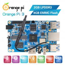 Orange Pi 3 H6 2GB LPDDR3 + 8GB EMMC Flash