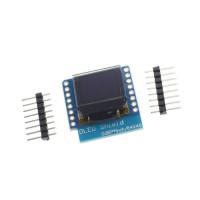 "Wemos D1 mini 0.66"" OLED shield white"